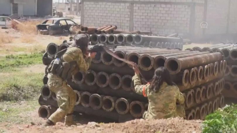 Необходимо е да се предотвратят сблъсъци между турската армия и