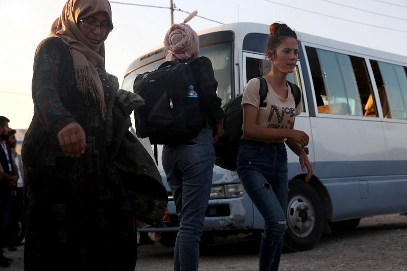 Седмица след започването на турската офанзива срещу контролираните от кюрдите