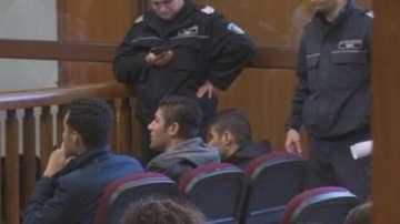 Съдът даде ход на делото срещу сирийците, обвинени в тероризъм