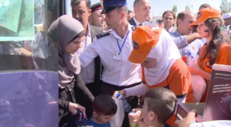 Сирийските бежанци постепенно се връщат в родината си