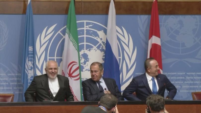 В Женева започва работа Сирийският конституционен комитет. В него участват