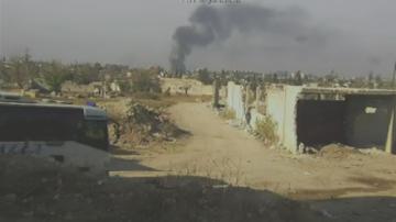 Сирийските правителствени части превзеха град Дума