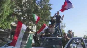 Режимът в Дамаск за ударите: Варварска и брутална атака