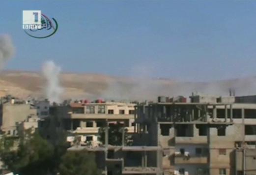 снимка 1 ООН предупреди за хуманитарна катастрофа в Сирия