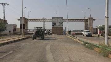 Изтече срокът за изтеглянето на кюрдските сили от зоната за сигурност в Сирия