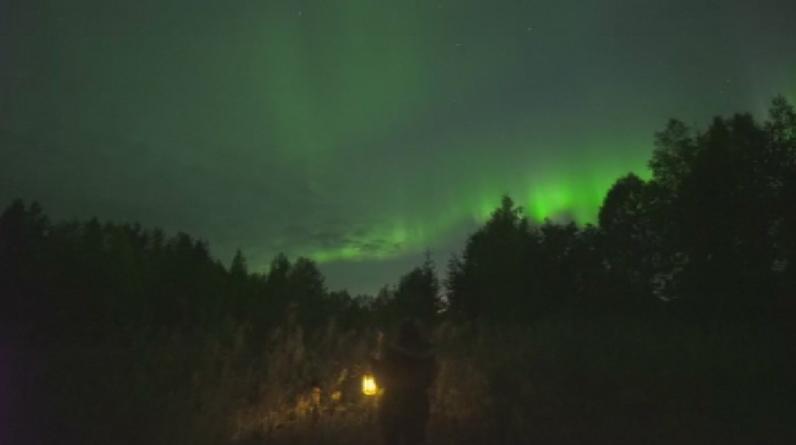 Прогноза за добри месеци за наблюдение на Северно сияние от