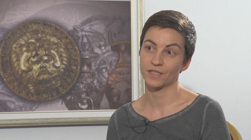 Франческа Мария Келер е евродепутат, предпочита да я наричат Ска