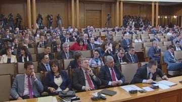 Скандал отложи гласуването на ветото на Закона за МВР (ОБЗОР)
