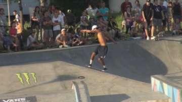 70 младежи участваха в състезание по скейтборд в Бургас