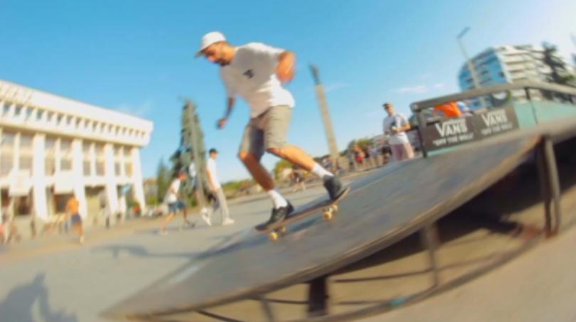 Днес и утре в Бургас се събират най-добрите български скейтбордисти