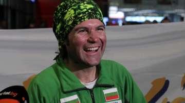 Скатов след завръщането си от Еверест: Този път беше по-трудно заради времето
