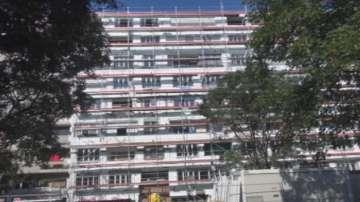 Необезопасен климатик уби строителен работник