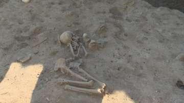 Скелетът в Слатина е от първата европейска цивилизация по нашите земи
