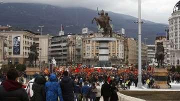 Първи коментар от дипломацията на Скопие за оставките в гръцкия кабинет
