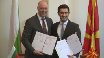 България и Северна Македония ще строят втори интерконектор Петрич - Струмица