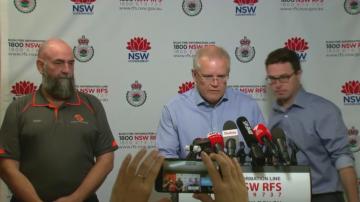 Австралийският премиер се извини, че отишъл на почивка по време на криза
