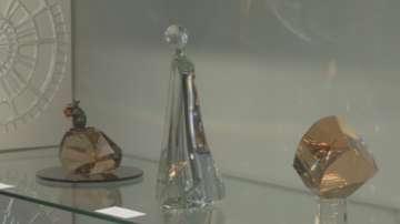 Скулптури от стъкло Галактика