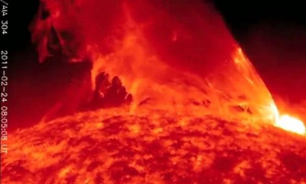 Слънчевият цикъл е достигнал минимума си година и половина по-рано