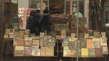 Махат книгите от Славейков заради ремонт
