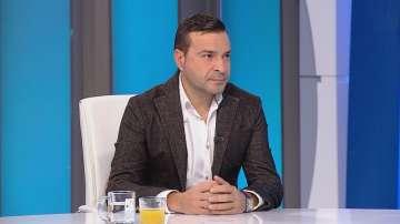 Слави Ангелов: Проблемът с корупцията при полицаите е от много дълго време