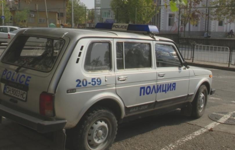 Един полицай е настанен в неврохирургията на сливенската болница с
