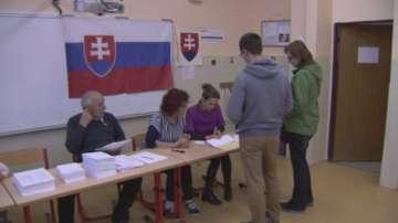 Независими кандидати печелят местните избори в Словакия