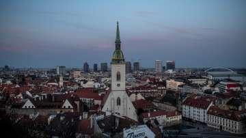 Втори тур на президентските избори в Словакия
