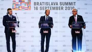 Лидерите от ЕС си дадоха 6 месеца, за да върнат вярата в съюза