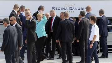 Лидерите от ЕС се вдъхновиха за дебати след разходка с кораб по Дунав