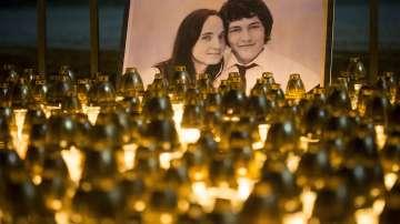 Погребват убития словашки журналист Ян Куциак