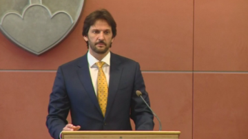 Министърът на вътрешните работи на Словакия подаде оставка