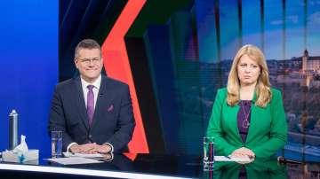 Кои са двамата претенденти за президентския пост в Словакия?