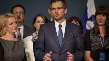 40-годишен бивш комик стана най-младия премиер на Словения