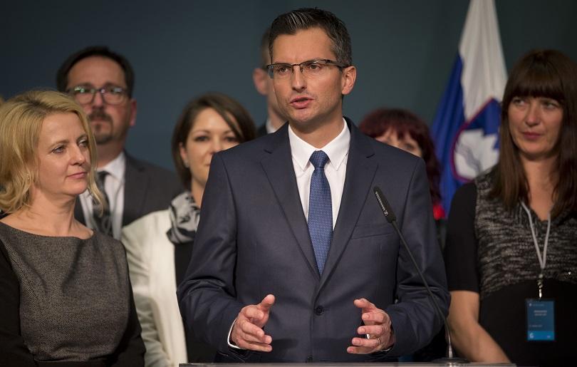 Бивш комедиен актьор беше избран за премиер на Словения. Парламентът
