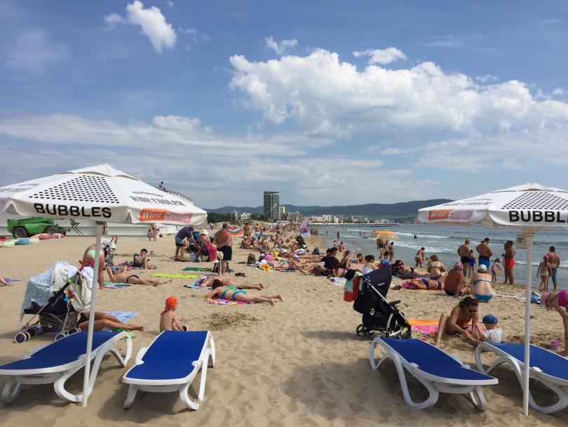 открива процедура концесия плаж слънчев бряг централен