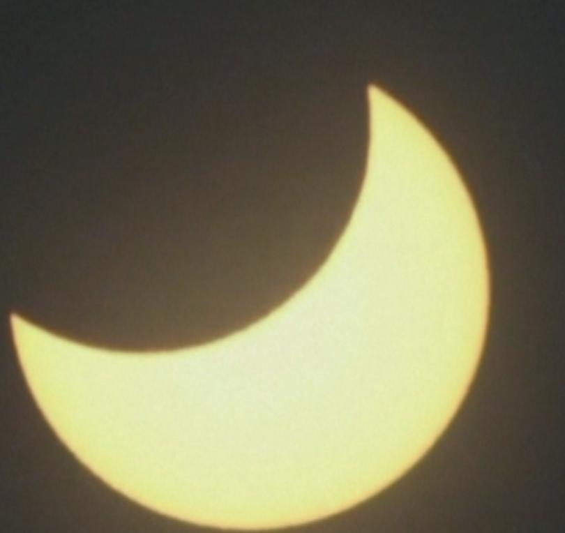 Последното за тази година слънчево затъмнение можеше да се наблюдава