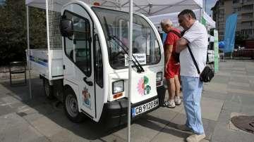 Първият електроавтобус тръгва по софийските улици