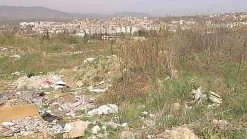 Незаконни сметища в благоевградския квартал Еленово