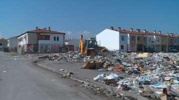 Недоволство в ромска махала в Пловдив заради незаконно сметище