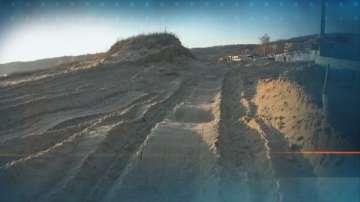 """Бургаската прокуратура се е самосезирала за разораните дюни на къмпинг """"Смокиня"""""""