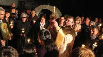 Възкресение Христово в страната