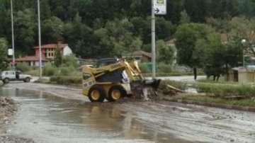 Отменено е бедственото положение в община Смолян
