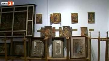 Уникални икони са изложени в най-старата църква в Средните Родопи