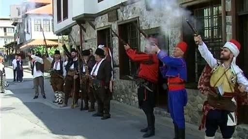 В Златоград пресъздадоха събития от времето на Делю Войвода