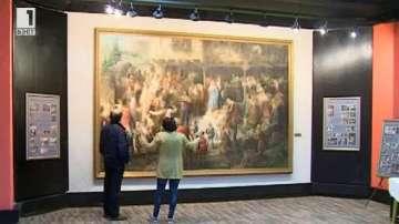Забранена картина на художника Анастас Стайков заживя втори живот