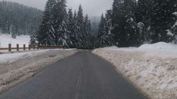 АПИ предупреждава: Не тръгвайте с летни гуми към планинските проходи