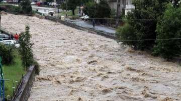Бедствено положение в общините Смолян и Чепеларе заради проливните дъждове