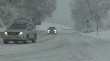 След снега: Обстановката в Смолянско се нормализира, следят нивата на язовирите