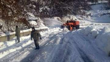 Без ток в община Лъки са селата Манастир и Борово
