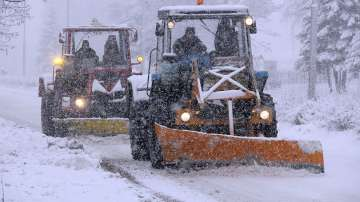 3000 автомобила ще почистват пътищата тази зима